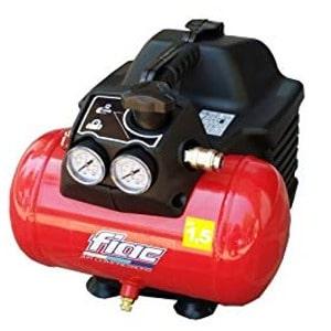 Compressor EASY1100 160Lt/min-1,1kW-Dep.6Lt