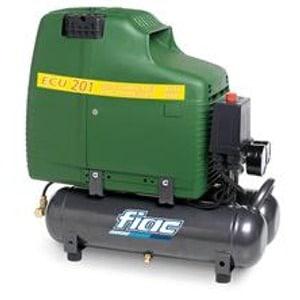 Compressor de ar isento de óleo 205 l/min-1.5HP