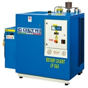 Compressor Nitrox Baixa Pressão Ar Respirável-Trifásico-LP560