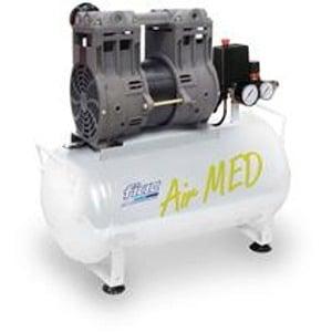Compressor Estomatologia 160Lt/min-0,75HP-Dep.24Lt