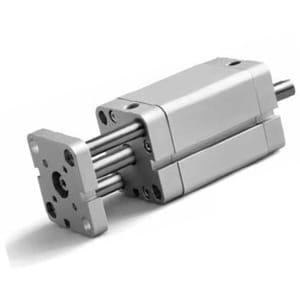 Cilindro Compacto Unitop Magnético D/E Haste PassanteAnti-Rotação
