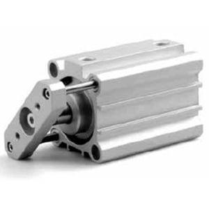 Cilindro Pequeno Curso D/E Magnético Anti-Rotação