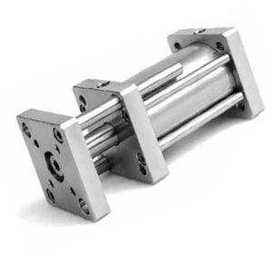 Cilindros Compactos ISO 21287 Inox