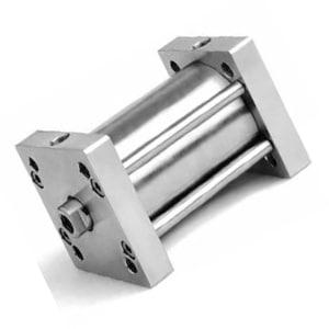 Compacto ISO 21287 Inox S/E Mola Frontal