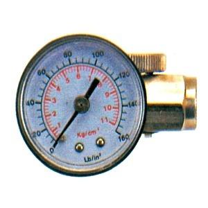 Regulador de Caudal com Manómetro