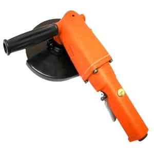 Rectificadora Angular 7.000(rpm) disco 180(mm) 1/4″
