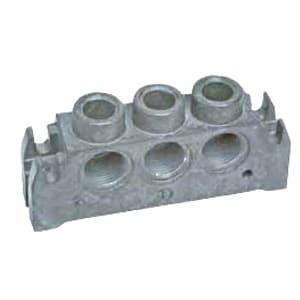 Bases para Válvulas ISO 1/2/3 Terminais
