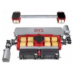 Patim de carga Motorizado Capacidade combinada 40 Toneladas