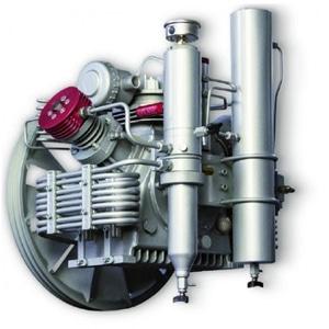 Grupo Compressor Ar Respirável MCH11