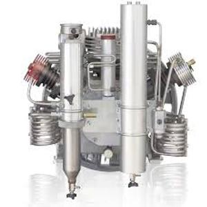 Grupo Compressor Ar Respirável MCH13