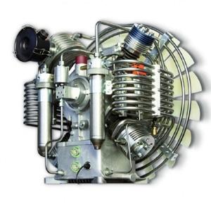 Grupo Compressor Ar Respirável MCH22