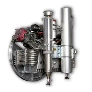 Grupo Compressor Ar Respirável MCH8