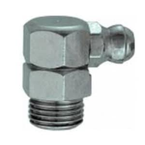 Agrafe de lubrificação S210/518A-90º-1/4″ UNF