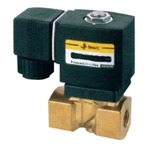 Electroválvula Fluidos 2/2 Servo-comandada 0,30bar N.F.