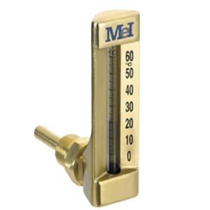 Termometro Capilar horizontal