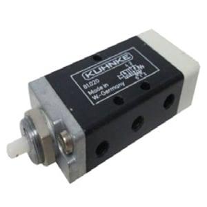 Válvula de pino 5/2 Micro M5