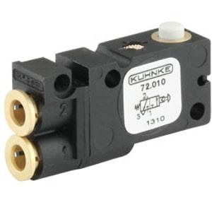 Válvula de pino 3/2 Micro M5 N.A.
