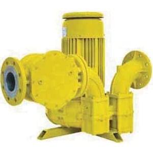 Soprador de Canal Lateral bio-gás e gás natural 0,25 a 9,2kW