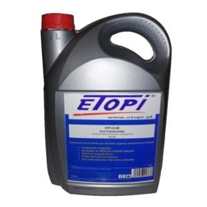 Óleo 100% Alimentar para Compressores Parafuso