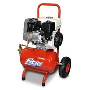 Motocompressor 5HP-10bar-275Lt/min-Depósito 20Lt.