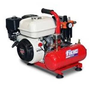 Motocompressor 5HP-10bar-275Lt/min-Depósito 4Lt.