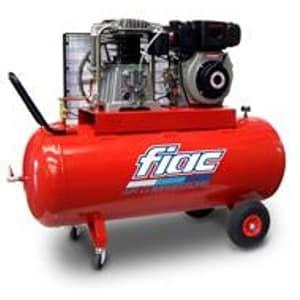 Motocompressor 7,7HP-10bar-270Lt/min-Depósito 270Lt.