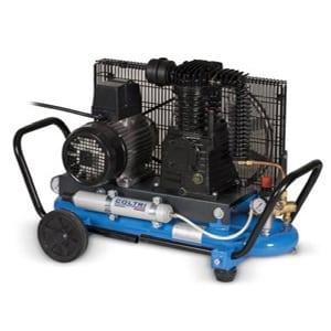 Compressor Baixa Pressão-Trifásico 3kW -330Lt./min.