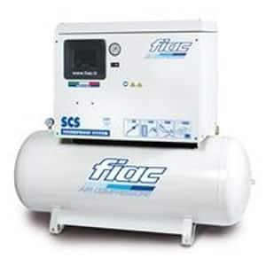 Compressor de Pistão Silencioso Série SCS RH-540 a 910Lt./min.-4 a 10Hp