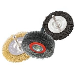 Escovas Circulares com Haste