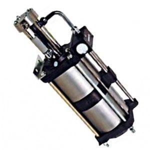 Multiplicador de Pressão Série DLE 2-1-2