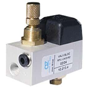 Válvula de Bloqueio com RFU 1/8″ Bi-direcional