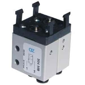 Válvula de pino Ø 4MM Micro para Botão-M5 Alimentação Inferior