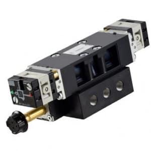 Electroválvula Auto-Lógica 5/2 Oscilante